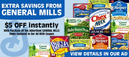 Coborns General Mills Deal