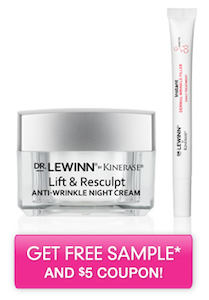 Dr Lewinn Sample Coupon