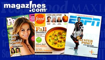 Magazines Voucher