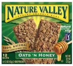 Nature Valley Oats n Honey Granola Bars
