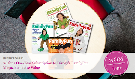 Plum District Family Fun Magazine Deal