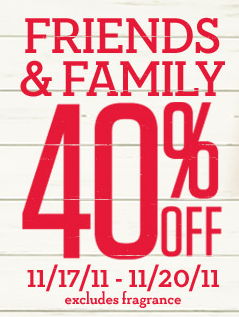 Aeropostale Friends Family