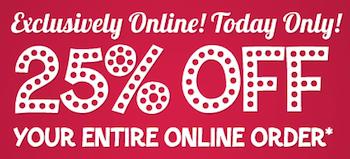 BBW Cyber Monday Sale