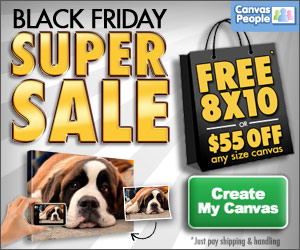 Canvas People Black Friday Super Sale