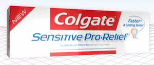 Colgate Sensitive Pro Relief Toothpaste