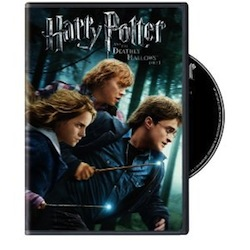 Harry Potter Deathly Hallows Part 1 DVD