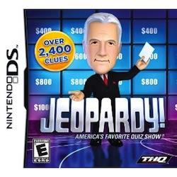 Jeopardy Nintendo DS
