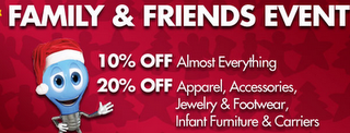 Kmart Friends Family Event