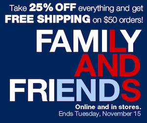 Lands End Family Friends Sale