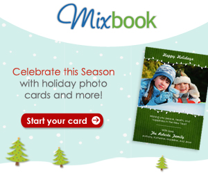 Mixbook Holiday Cards