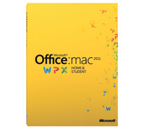 Office Mac Home Student