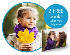 Snapfish B1G2 FREE Photo Books