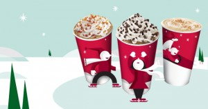 Starbucks Holiday Beverage BOGO