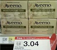 Target Aveeno Bars