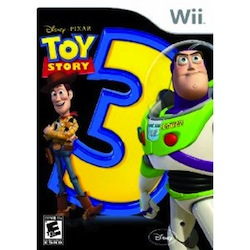 Toy Story 3 Wii