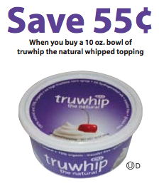 Truwhip Coupon