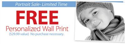 Walmart FREE Wall Print