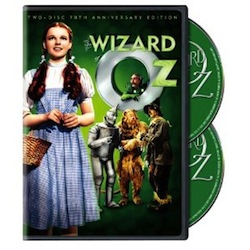 Wizard of Oz DVD