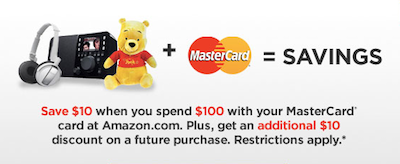 Amazon Mastercard Savings