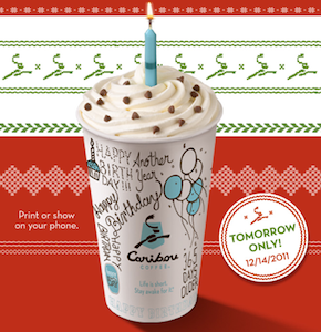Caribou 2 Hot Beverages