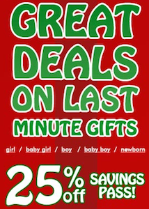 Childrens Place Last Minute Deals