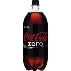 Coke Zero 2 Liter