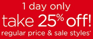 Crocs One Day Sale