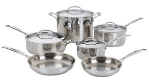Cuisinart Stainless Steel Cookware