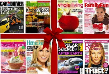 Discount Mags Holiday Blowout