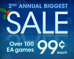 EA Games Sale