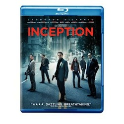 Inception Blu ray