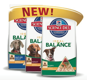 Science Diet Ideal Balance
