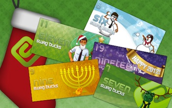 Swagbucks Holiday