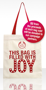 The Body Shop Bag