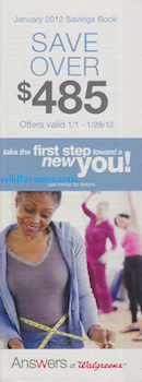 Walgreens January Coupon Booklet