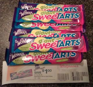 Walgreens Sweetarts
