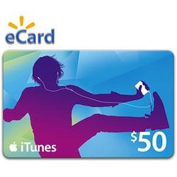ITunes eCard