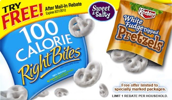 100 Calorie Right Bites Rebate