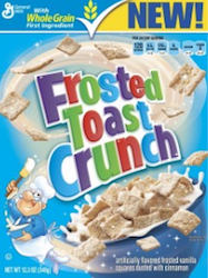 Frosted Toast Crunch Coupon