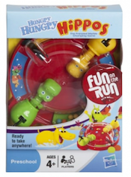 Hungry Hungry Hippos Travel Game