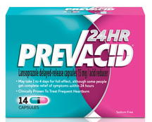 Prevacid 24 Hour 14 Count