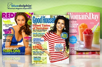 Redbook Womans Day Good Housekeeping Magazines