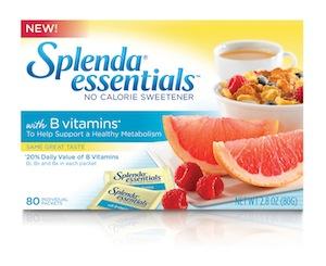 Splenda Essentials