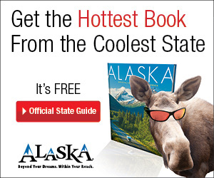 Travel Alaska Book