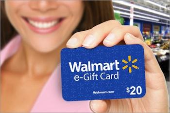 Walmart eGift Card Deal