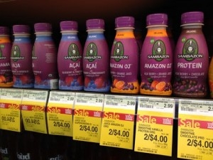 Whole Foods Sambazon Organic Juice