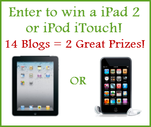 IPad 2 iPod Touch Giveaway