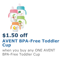Avent Printable Coupon