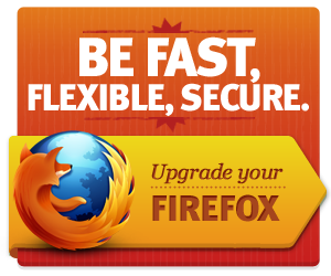 Firefox Upgrade