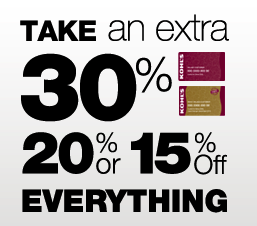 Kohl's Coupons 30% Off Printable